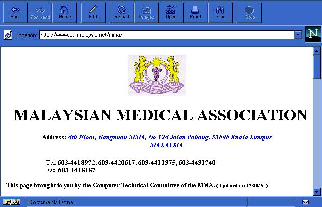 Malaysian Medical Association